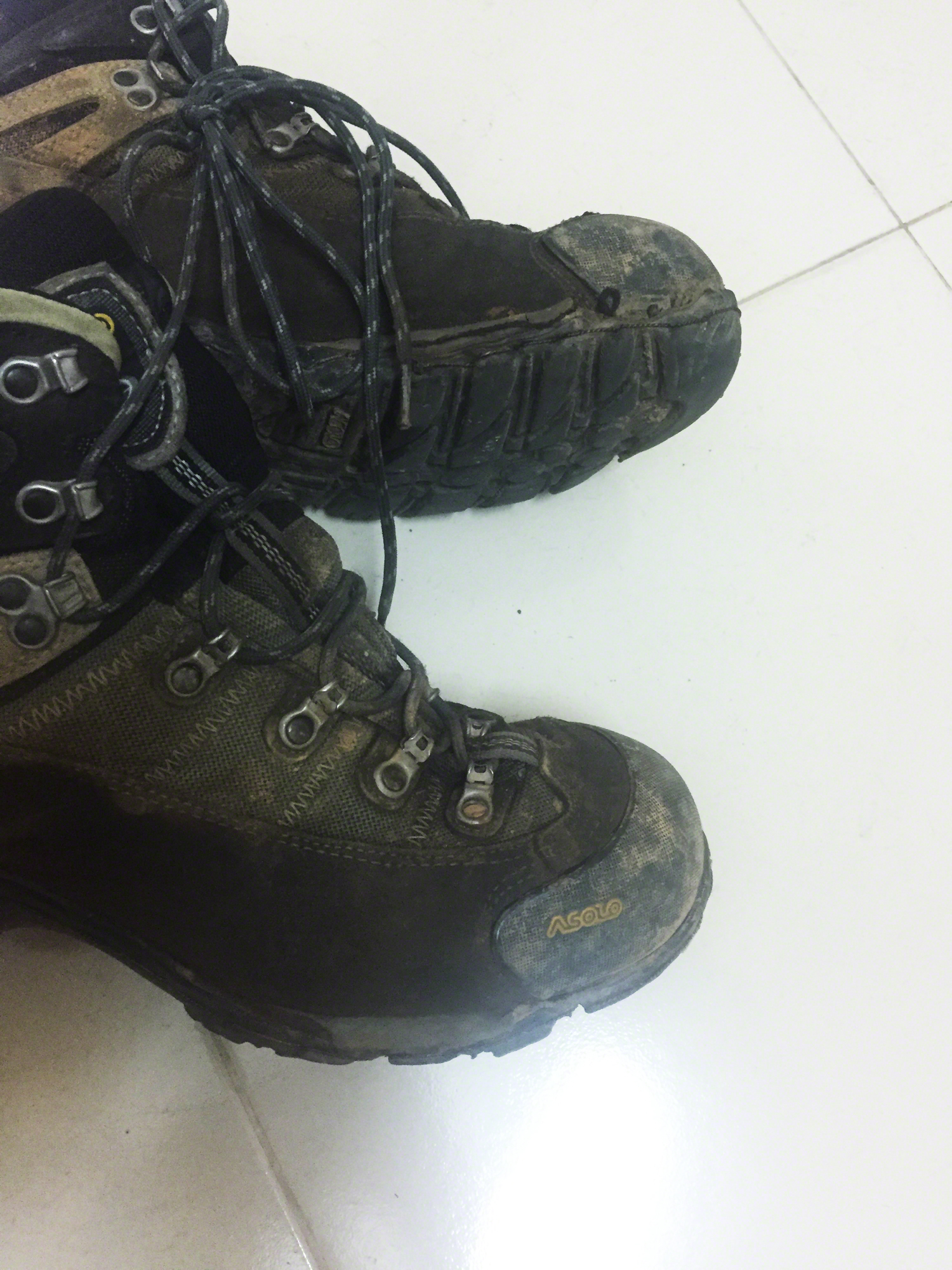 boots repaired